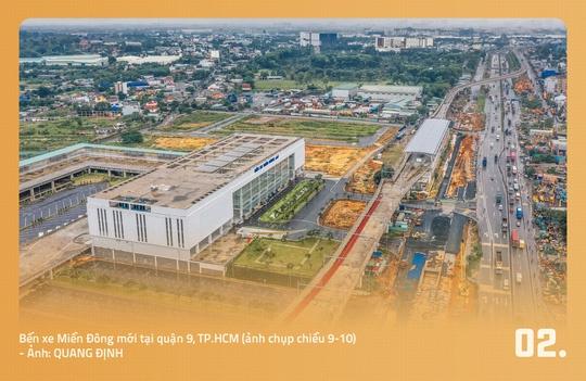 7 công trình hạ tầng thắp sáng thành phố Thủ Đức