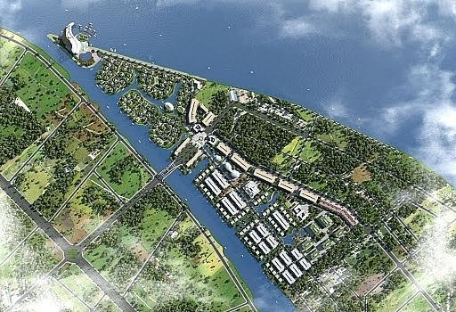 Cần Thơ duyệt quy hoạch chi tiết Khu đô thị mới Cồn Khương 4.900 tỷ đồng