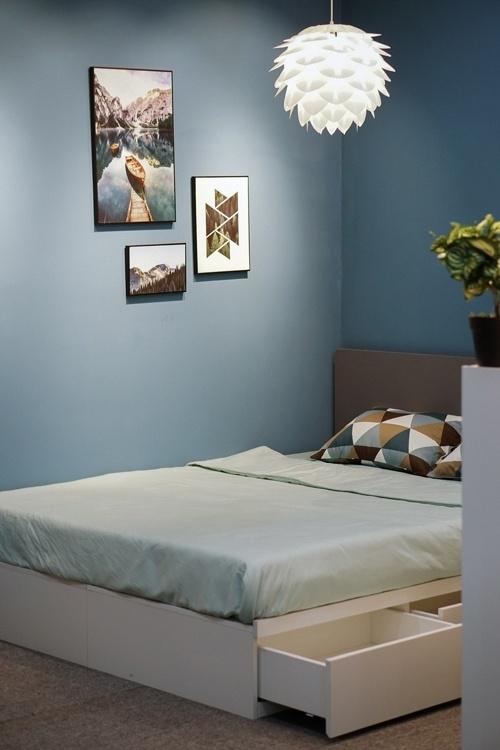 Chọn màu sắc nội thất theo phong thủy