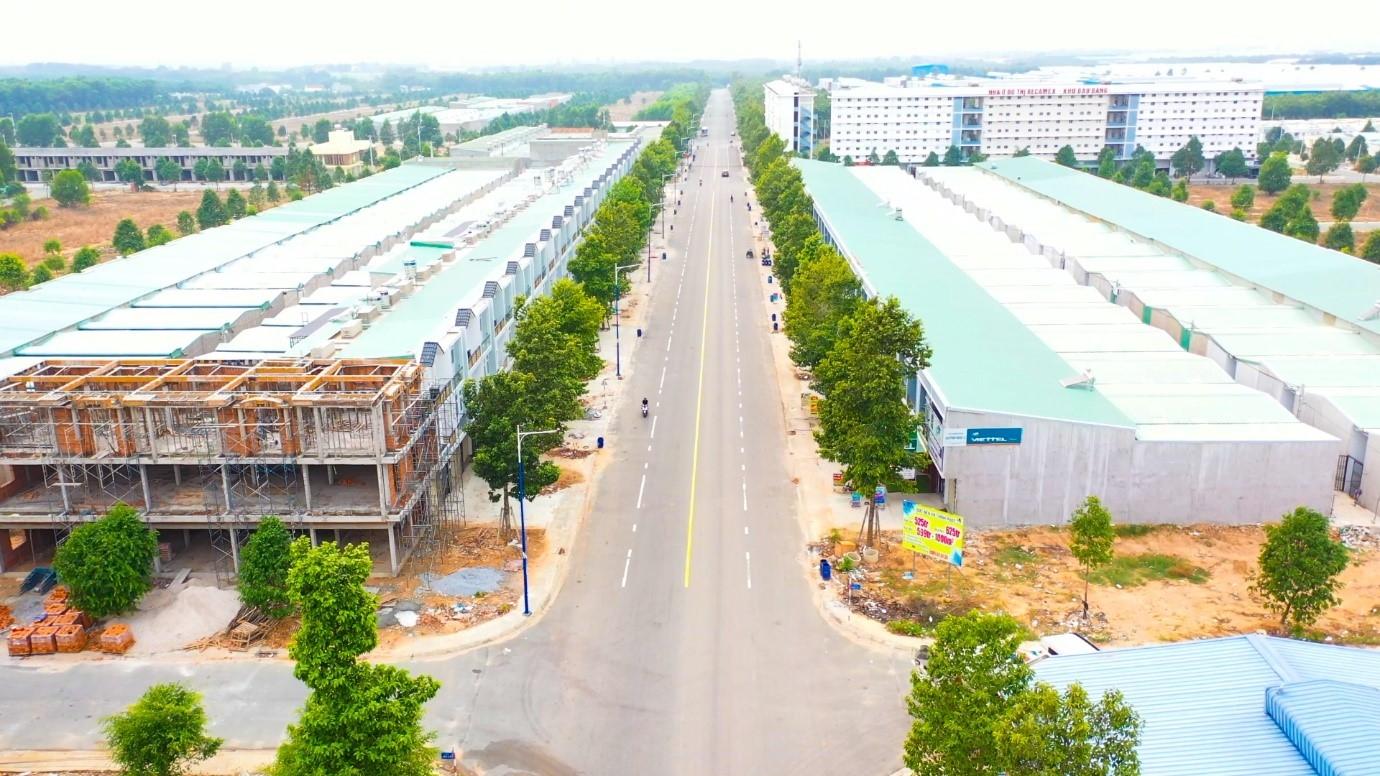 """Đất nền thị trấn Lai Uyên Bàu Bàng – """"Miếng bánh ngon"""" hấp dẫn giới đầu tư"""