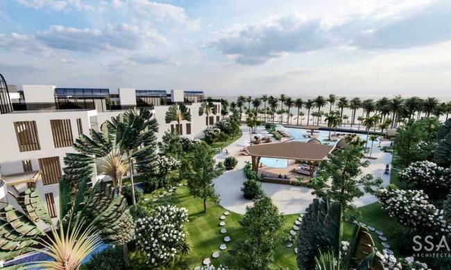 Dự án Charm Resort Long Hải: Căn hộ nghỉ dưỡng 1,9 tỷ với tiềm năng sinh lời lý tưởng