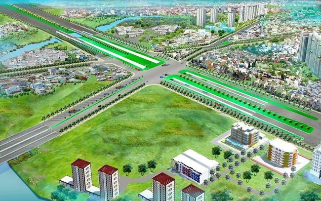 Khu Nam Sài Gòn  lột xác ngoạn mục , nhiều nhà đầu tư lớn đổ bộ thị trường