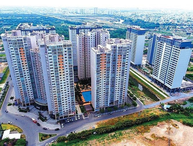Năm 2021, khó xảy ra nguy cơ bong bóng bất động sản