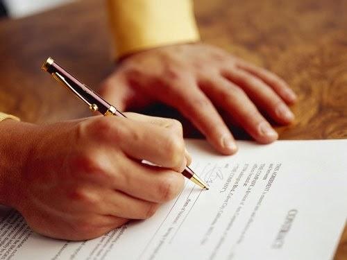 Những điều cần chú ý trước khi ký hợp đồng thuê nhà