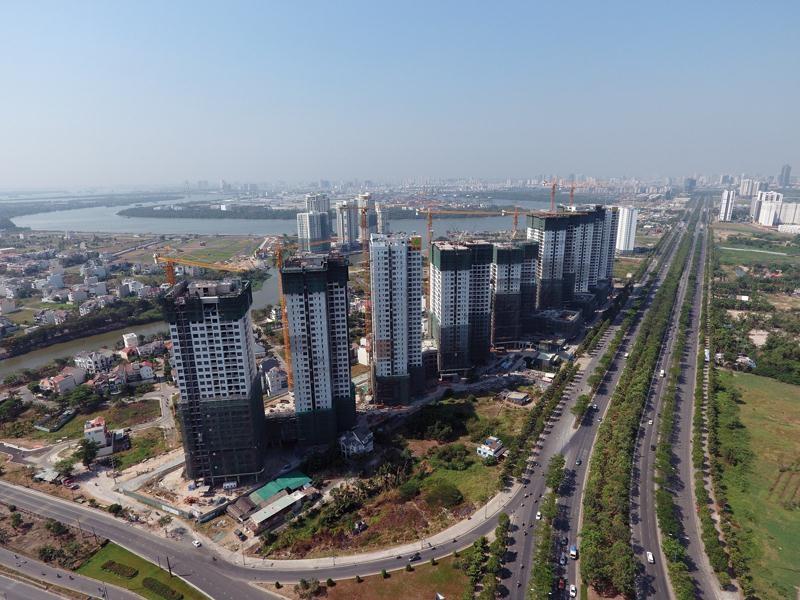 Thị trường bất động sản: Còn nhiều dự án chờ được giải cứu